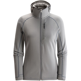 Black Diamond Deployment Hybrid Hoody Women Nickel